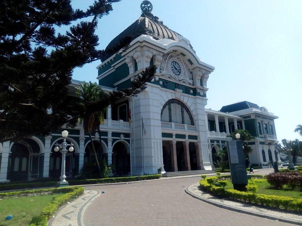 Maputo Walking Tours